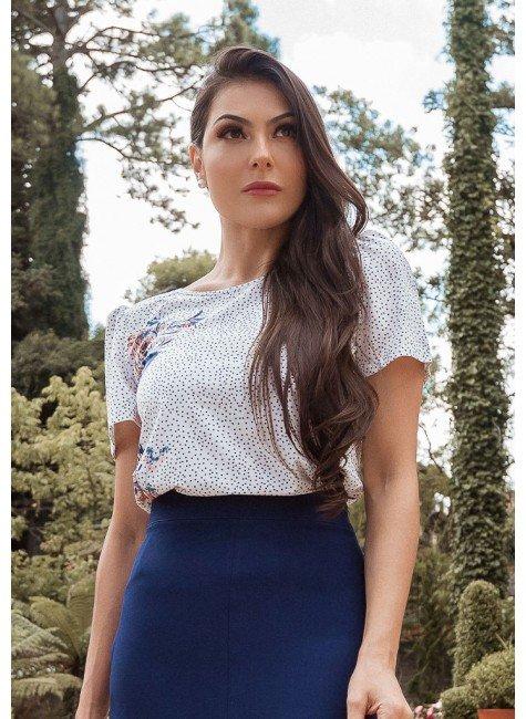 blusa maria estampa exclusiva jany pim