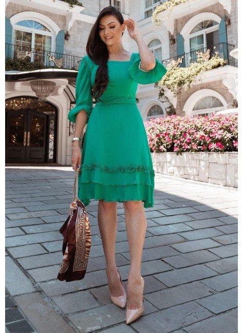 vestido patricia em viscolinho jany pim