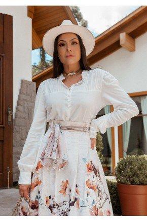 camisa jaqueline na cor off white jany pim01