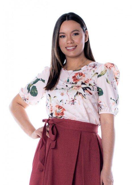 t shirts analia estampa exclusiva jany pim