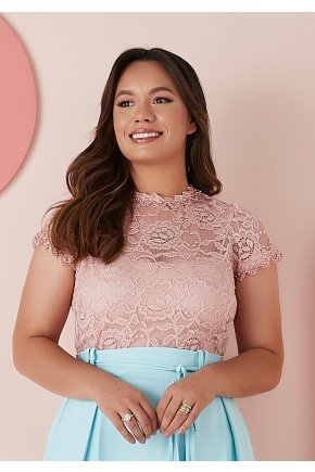 blusa jaqueline na cor rose jany pim